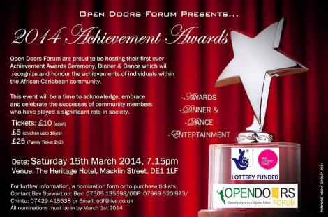 Achievement Awards Event
