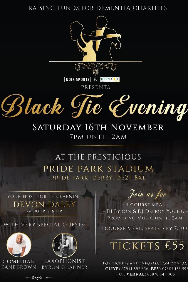 Black Tie Evening 2020
